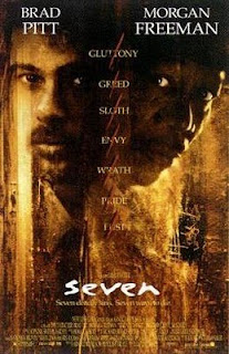 Filme Poster Seven - Os Sete Crimes Capitais DVDRip Dublado