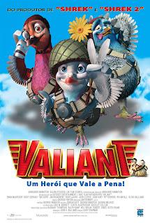 Assistir Filme Online – Valiant – Um Herói que Vale a Pena