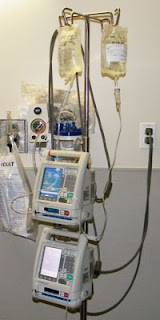 Hospital IV and Chemotherapy Pump by Selep Imaging