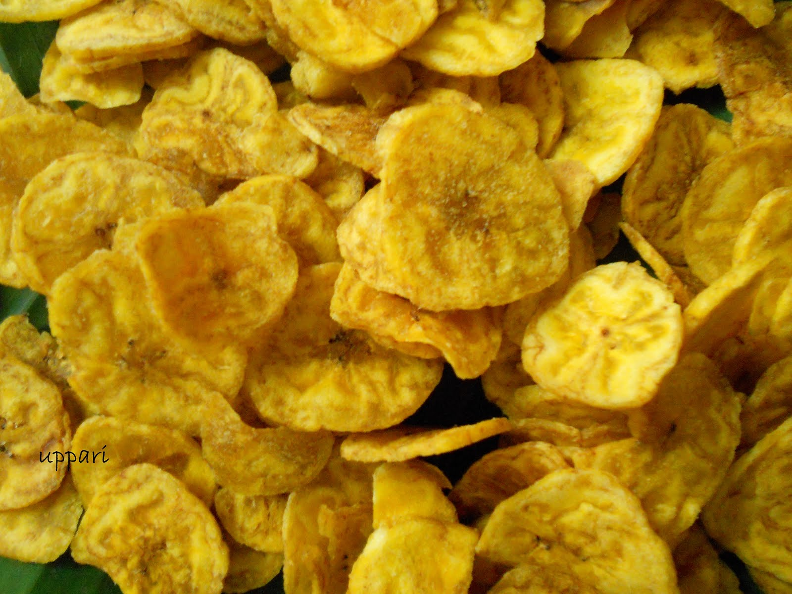 Make Healthy Chips At Home