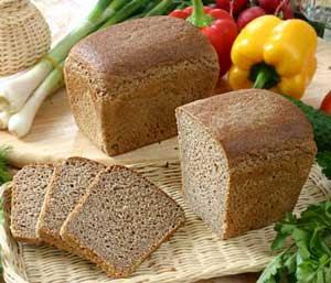 Diabetic Rye Bread
