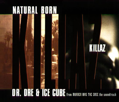 Dr. Dre - Natural Born Killaz [CDS] (1995)