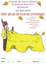 Não igual as Outras Princesas (De: Fábio Aiolfi)