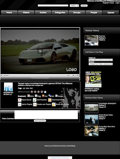 PHPmotion Free Templates http://free-themes4u.blogspot.com/2009/02/phpmotion-template-zer0one-darkbasev2.html