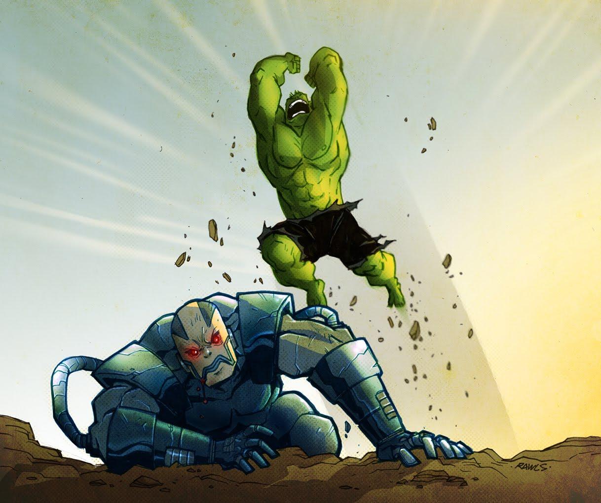 Thanos vs Apocalypse h...