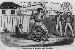 In bondage slave letter black American