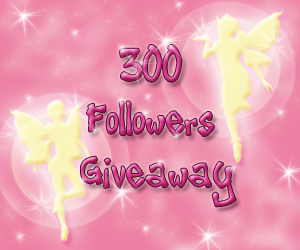 300 Followers Giveaway