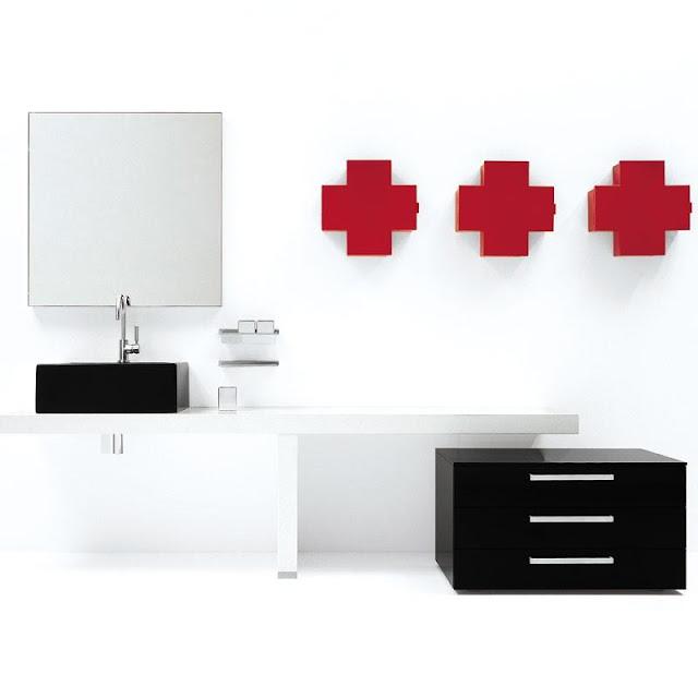 Fig Tea: Thomas Eriksson - Red cross cabinet