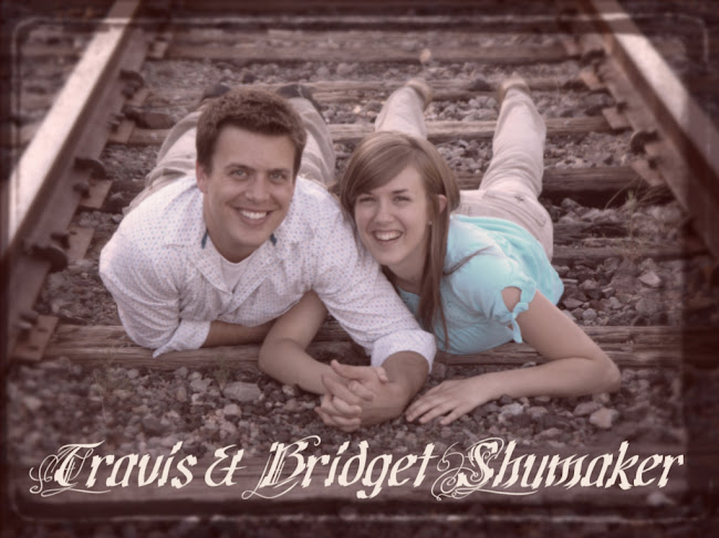 Travis and Bridget Shumaker