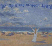 The Uplifter Blog Award