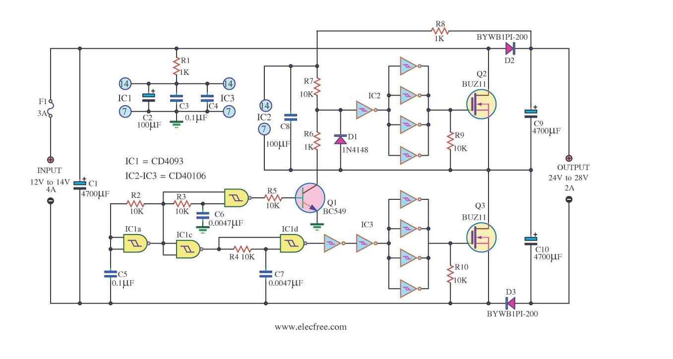 New dc 48v to 12v 10a 120w step down dc/dc power converter regulator 10amps