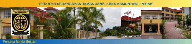 SK Taman Jana : Penjana Minda Bestari