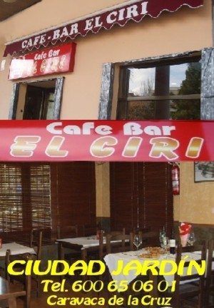 CAFE BAR EL CIRI