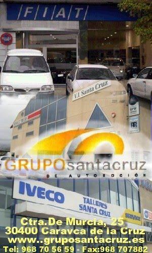 GRUPOsantacruz (Caravaca de la Cruz)