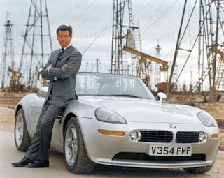 Bmw Z4 Bmw 007 James Bond