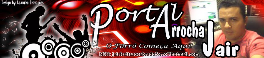 Portal Arrocha Jair