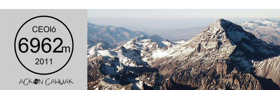 Oló a l'Aconcagua 2011