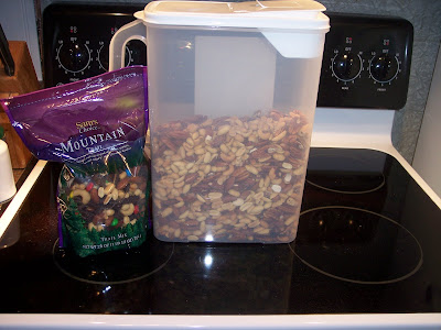 Nuts  Bulk Snacks: Home Made Trail Mix