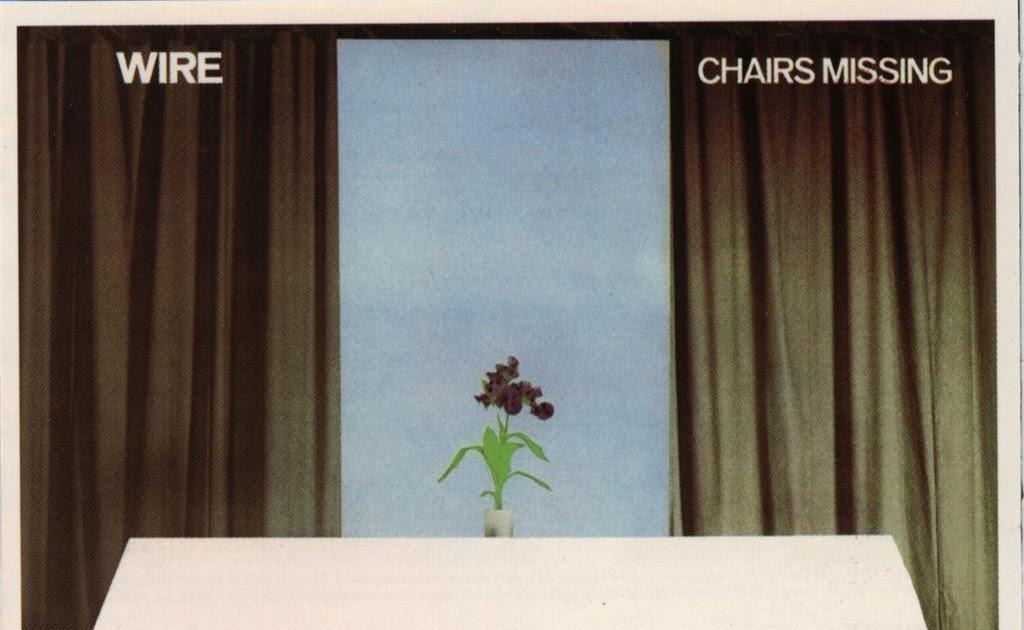 Rockrosters - WXYZ: Wire [1978] Chairs Missing