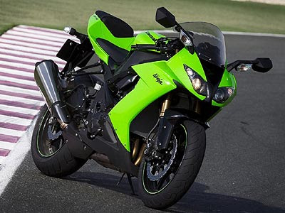 2009 Kawasaki ZX 10R 1000 CC Modification Graphics