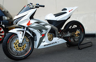 HONDA BLADE SPORT