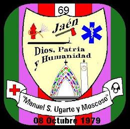 Bomberos Voluntarios Jaén - Perú