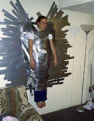 cinta - Si se mueve es que no has puesto suficiente cinta Duct+Tape+Angel