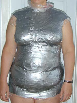 cinta - Si se mueve es que no has puesto suficiente cinta Duct+Tape+Bathing+Suit