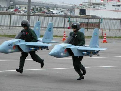 Low Altitude Handheld Synchronized Assault Aircraft