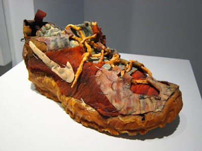 Meat Shoe Art
