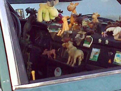 Moose Art Car