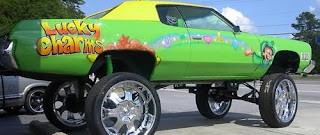 Lucky Charms Donk Art Car