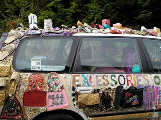 Excessories Odd-Yssey Art Car Side