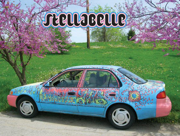 The Making of Stellabelle Art Car - Video