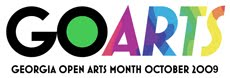 GOArts - Georgia's Open Arts Month
