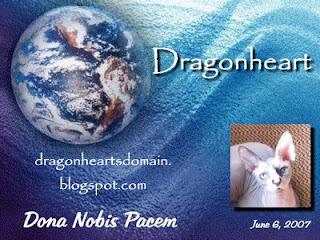 Dragonheart's Peace Globe