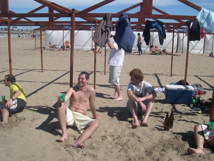 Mas playa!