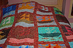My ships at sea quilt