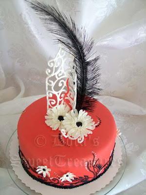 Articole culinare : MOULIN ROUGE CAKE