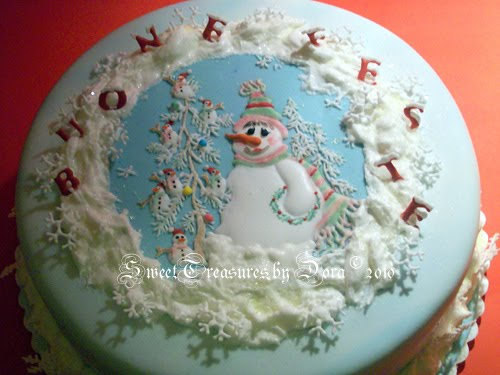 Dora 39 S Sweettreasures Gennaio 2011