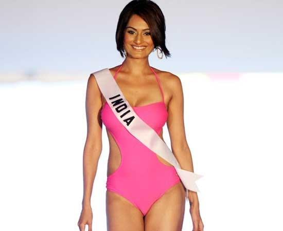 Miss india 2009 bikini redondo
