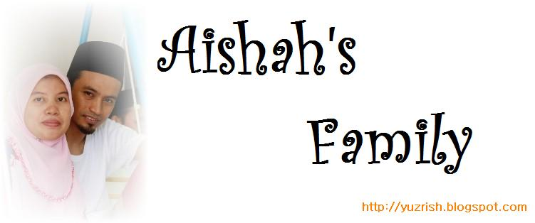 Aishah's Blog