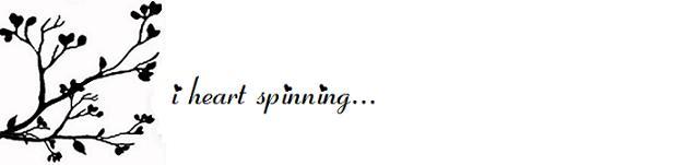 i heart spinning