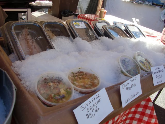 Hillcrest farmers market new vendors at the hillcrest for Bud s fish market