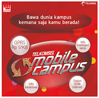 Telkomsel Mobile Campus