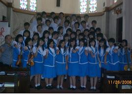 Pelayanan di Katedral Mei 09