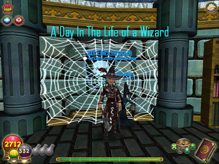 A Day in the Life of a Wizard