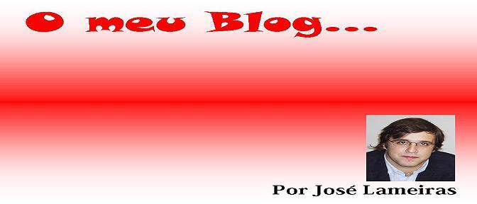 O meu Blog...