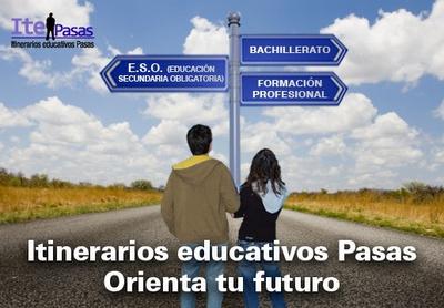 ITINERARIOS EDUCATIVOS ITEPASAS (Educastur)