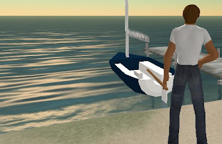 Second Life Blog